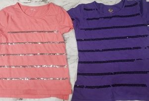 Lot of youth girl size 7/8 Tops